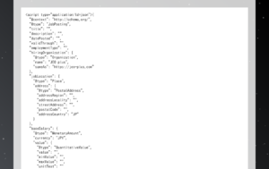 構造化データを制作ツールで作ってみた